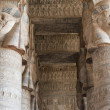Columns in ancient egyptitemple — Stock Photo #6745823