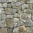 Old rock wall - Foto Stock