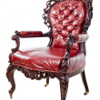 Vintage armchair — Stock Photo #6862241