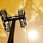 Ski lift — Stock Photo #6920772