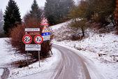 Snow — Foto Stock