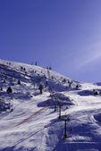 Ski lift — Stock Photo