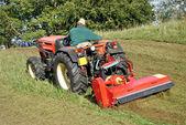 Tractor — 图库照片