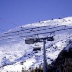 Ski lift — Stock Photo #7344005