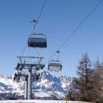 Ski lift — Stock Photo #7344473