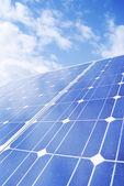 Solar panel — Стоковое фото