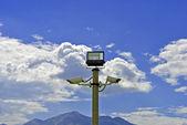 Control cameras — Stock Photo