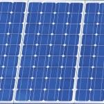 Solar panel — Stock Photo #7474430