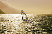 Windsurfer — Stockfoto