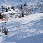Ski lift — Stock Photo #7512809