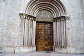 Cathedral of Trento — Stock Photo