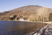 Romantic lake — Stock Photo