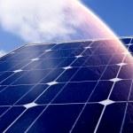 Solar panel — Stock Photo #7529120