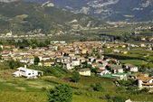 Town of Trentino — Stock Photo