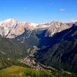 Alpine mountains — Stock Photo #7615944