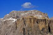 Alpine mountains — Stock Photo