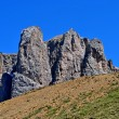Stock Photo: Dolomites Unesco