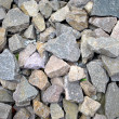Worked stones — Stock Photo
