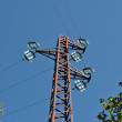 High voltage tower — Stock Photo #7716701