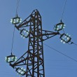 High voltage tower — Stock Photo #7716706