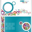 Royalty-Free Stock Vector Image: Brochure