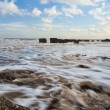 Stock Photo: Incoming Tide