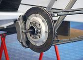 Brake Assembly. — Stock Photo