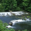 Large Weir. -  