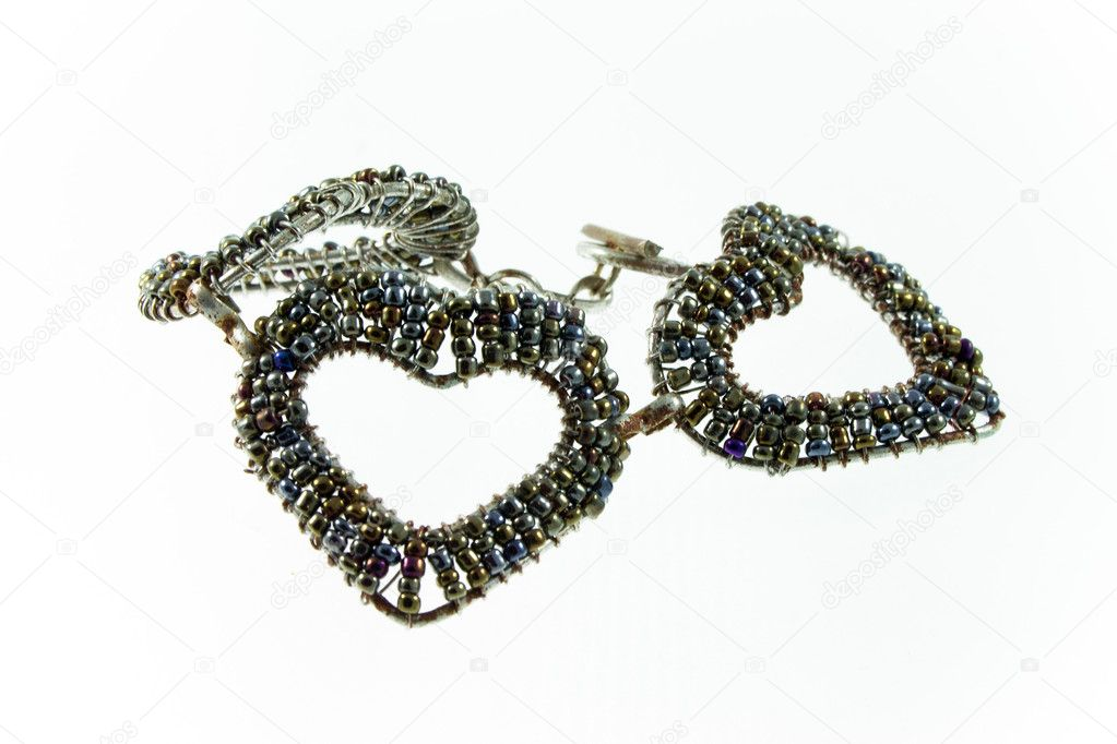 Heart bracelet  Stock Photo #6942607
