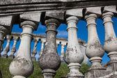 Columns of old Ladder — Foto Stock