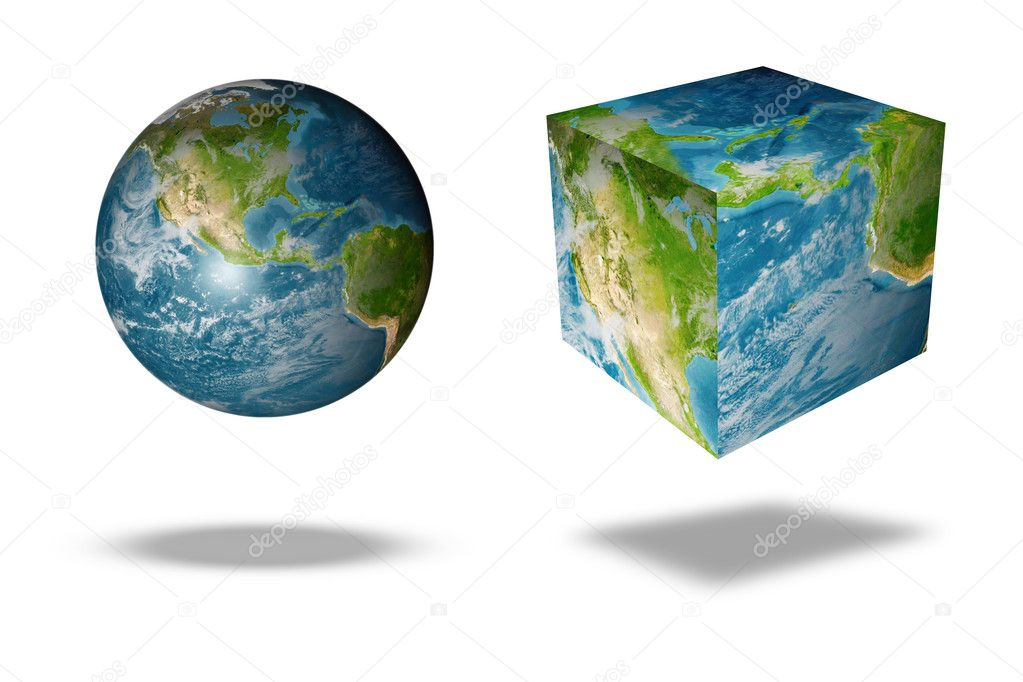 Плоская Земля Доказательства Сцена 2  Цифровая Вселенная