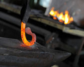Blacksmith — Stock fotografie