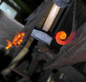 Blacksmith — Stock Photo