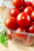 помидоры-черри — Стоковое фото