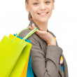 Shopper — Stock Photo #6802504