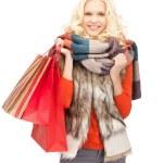 Shopper — Stock Photo #7165944