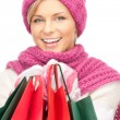 Shopper — Stock Photo #7217689