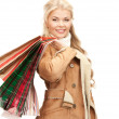 Shopper — Stock Photo #7217717