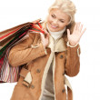 Shopper — Stock Photo #7235520