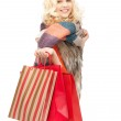 Shopper — Stock Photo #7253334