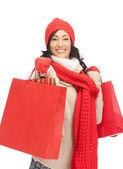 Shopper — Foto de Stock