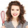 Lovely housewife — Stock Photo #7826178