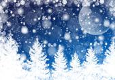 Рождественский фон — Стоковое фото