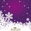 Snowflake — Stock Vector #7421978