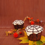 Halloween cupcake — Stock Photo #7487644