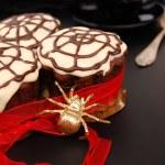 Halloween cupcake — Stock Photo #7487655