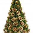 Stock Photo: Christmas fir-tree