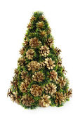 Christmas fir-tree — Stock Photo