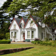 Broadgreen House and Park near Nelson - Lizenzfreies Foto