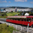 Stock Photo: Cable Car in Wellington